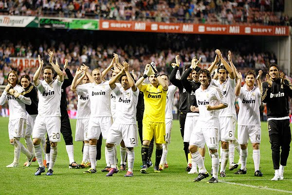 Real Madrid 32 Times Champions